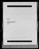 view Miscellaneous Reports from Subordinate Officers digital asset: Miscellaneous Reports from Subordinate Officers