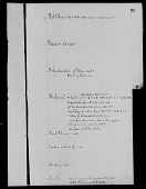view Records of the Assistant Commissioner for the State of Mississippi, Bureau of Refugees, Freedmen, and Abandoned Lands, 1865–1869 digital asset: Subject Index (15) to Volume 1