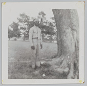 view Untitled (African American servicemen) digital asset: Untitled (African American servicemen)
