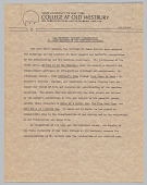 """view """"Old Westbury Faculty Commendation of James Baldwin…"""" press release digital asset: """"Old Westbury Faculty Commendation of James Baldwin…"""" press release"""
