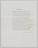 "view ""James Baldwin"" poem written by attorney William Kunstler digital asset: ""James Baldwin"" poem written by attorney William Kunstler"