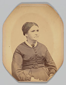 view Historical Records of the DeWolf Family digital asset: Unidentified woman 57 years old