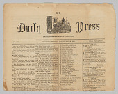 view The Daily Press Ships, Commerce, and Colonies in Hong Kong digital asset: The Daily Press Ships, Commerce, and Colonies in Hong Kong