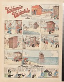 view Winnie Winkle Comic Strip digital asset: Winnie Winkle Comic Strip