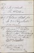 view E. Howard Clock Company Records digital asset: E. Howard Clock Company Records