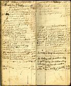 view New England Merchant and Farmer Account Book digital asset: New England Merchant and Farmer Account Book
