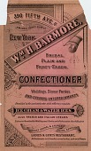 view Warshaw Collection of Business Americana Subject Categories: Confectionery digital asset: Barmore, William H., New York, New York