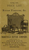 view Wakefield Rattan Furniture [catalog] digital asset: Wakefield Rattan Furniture [catalog]