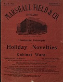 view Illustrated Catalogue / of / Holiday Novelties / in / Cabinet Ware. [Catalog.] digital asset: Illustrated Catalogue / of / Holiday Novelties / in / Cabinet Ware. [Catalog.]