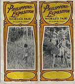view Philippine Exposition [pamphlet] digital asset: Philippine Exposition [pamphlet]