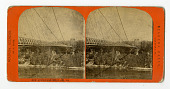 view Bridges : stereographs digital asset: Bridges : stereographs
