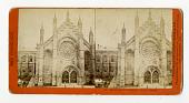 view Churches : stereographs digital asset: Churches : stereographs