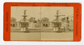 view Fountains : stereographs digital asset: Fountains : stereographs