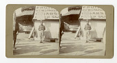 view Hats : stereographs digital asset: Hats : stereographs
