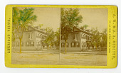 view Houses : stereographs digital asset: Houses : stereographs
