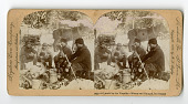 view Hunting and fishing, stereographs digital asset: Hunting and fishing, stereographs