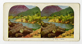 view Lumber industry : stereographs digital asset: Lumber industry : stereographs