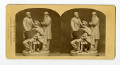 view Monuments and sculpture : stereographs digital asset: Monuments and sculpture : stereographs