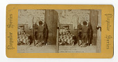 view Racial stereotypes : stereographs digital asset: Racial stereotypes : stereographs