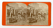 view Saloons [albumen stereograph] digital asset: Saloons [albumen stereograph]