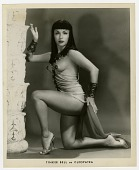 view Dewey Michaels Burlesque Collection digital asset: Aurora-Bon-Bon (at Bon Bon Lounge?)
