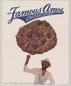 view Famous Amos Collection digital asset: KRLA radio sign