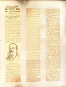 "view In Memoriam William Steinway: [scrapbook] digital asset: ""In Memoriam William Steinway"" album of newspaper clippings"
