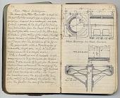 view Alfred O. Blaisdell Notebook, [notebook] digital asset: Alfred O. Blaisdell Notebook, [notebook]