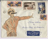 view Groucho Marx Collection digital asset: Unidentified Correspondence