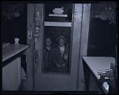 """view """"The Candy Store"""": two boys looking in door digital asset: """"The Candy Store"""": two boys looking in door"""