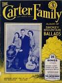 view Sam DeVincent Collection of Illustrated American Sheet Music, Series 16: Country, Western, and Folk Music digital asset: Country, Western, and Folk Music