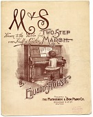 view Sam DeVincent Collection of Illustrated American Sheet Music, Series 29: Piano digital asset: Piano
