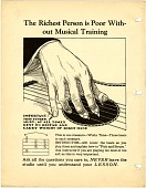 view Sam DeVincent Collection of Illustrated American Sheet Music, Series 18: Dance digital asset: Dance