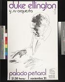 """view """"Duke Ellington y su Orquesta"""" digital asset: """"Duke Ellington y su Orquesta"""""""