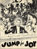 view Jump For Joy, American Review Theatre, Los Angeles, California, July 10-September 27, 1941 digital asset: Jump For Joy, American Review Theatre, Los Angeles, California, July 10-September 27, 1941