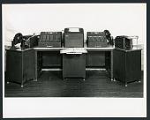 view (6) 8 January 1948 Tape Preparation Table digital asset: (6) 8 January 1948 Tape Preparation Table