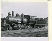 view Prints of locomotives and other background material, numbers 1000-1500s digital asset: Prints of locomotives and other background material, numbers 1000-1500s