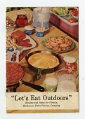 view Product Cookbooks Collection digital asset: American Dairy Association. Let's Eat Outdoors: Recipes and Ideas for Picnics, Barbecues, Patio Parties, Camping