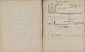 view Charles W. Trigg Papers digital asset: Coffee, preliminary work, laboratory notebook