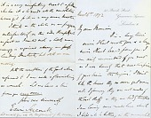 view James Beall Morrison Correspondence digital asset: James Beall Morrison Correspondence: 1869-1873