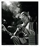 view Gordon, Dexter; Royal Roost, New York City, 1948 digital asset: Gordon, Dexter; Royal Roost, New York City, 1948