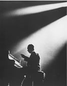 view Ellington, Duke; Olympia Theatre, Paris, 1958 digital asset: Ellington, Duke; Olympia Theatre, Paris, 1958