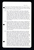 view June 20, 1968-Dec 31, 1968: Includes trip to the Scandinavian countries. Typed diary digital asset: June 20, 1968-Dec 31, 1968: Includes trip to the Scandinavian countries. Typed diary