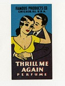 view African American Cosmetic and Food Label Collection digital asset: African-American Cosmetic and Food Label Collection