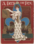 view Louisiana Purchase Exposition, St. Louis, sheet music and song books digital asset: Louisiana Purchase Exposition, St. Louis, sheet music and song books