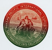 view Panama-Pacific, San Francisco, printed ephemera digital asset: Panama-Pacific, San Francisco, printed ephemera