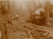 view Unidentified Railroad photos, #2 digital asset: Unidentified Railroad photos, #2