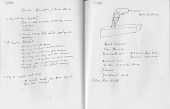 view Records of Wedge Innovations digital asset: Design-notebooks (Andrew Butler)