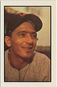 view Ronald S. Korda Collection of Sports and Trading Cards digital asset: (reprints of) 1953 Bowman set