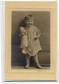 view Joyce P. De La Hunt Papers digital asset: Joyce De La Hunt Photograph Album, 1940s